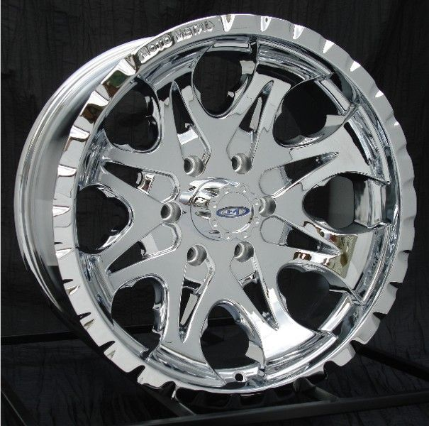 17 inch Chrome Wheels/Rims Chevy Silverado GMC Sierra