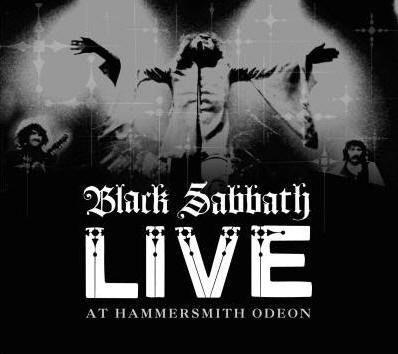 BLACK SABBATH LIVE AT HAMMERSMITH ODEON 180G SEALED