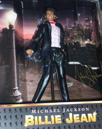 MICHAEL JACKSON * BILLIE JEAN* 10 DOLL LIMITED ED.2010
