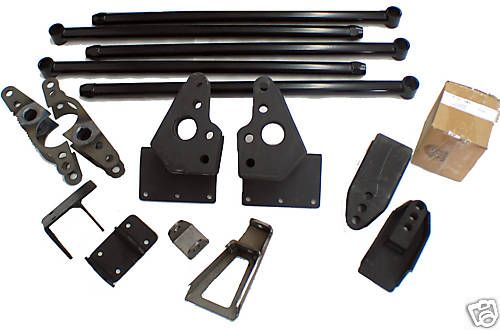 Rear 4 link Suspension Kit 1955,56,57,58,59 Chevy P/U