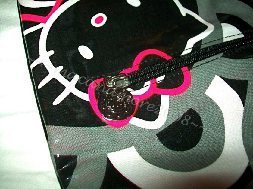 MAC COSMETICS ~HELLO KITTY TOTE Makeup Bag ~Authentic