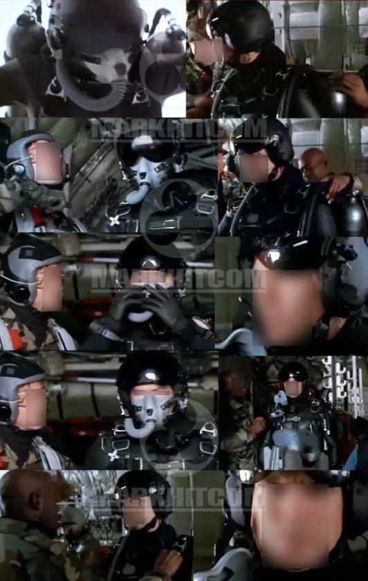 PJ AFSOC Spec ops Navy SEAL Night Ops Black color MK 4B 4L alpha